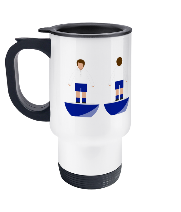 Football Player 'Preston 1888' Travel Mug