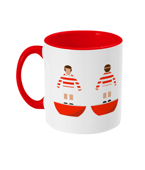 Rugby League Player 'Wigan' Mug