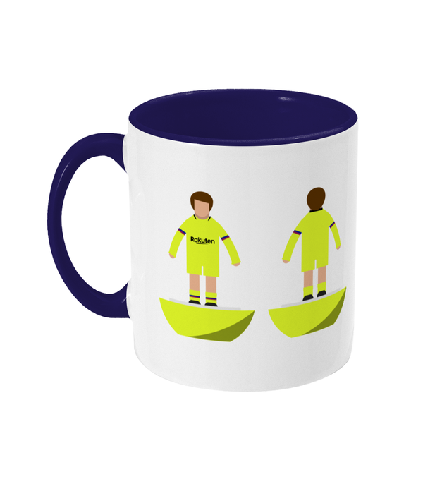 Football Player 'Barcelona 2019 away' Mug