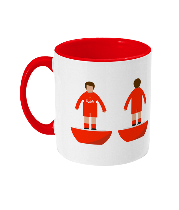 Football Player 'Liverpool 2005' Mug