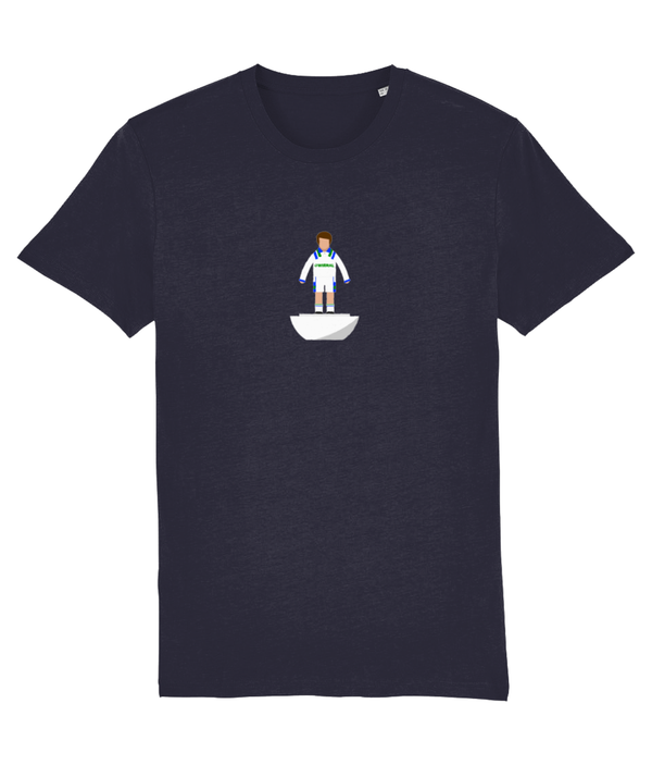 Football Player 'Tranmere 1993 Mini Print' Unisex T-Shirt