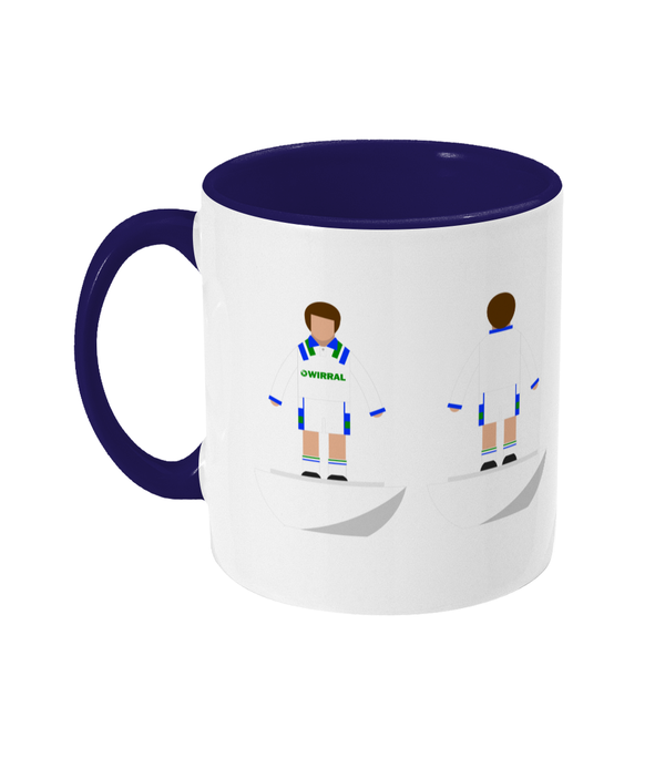 Football Player 'Tranmere 1993' Mug
