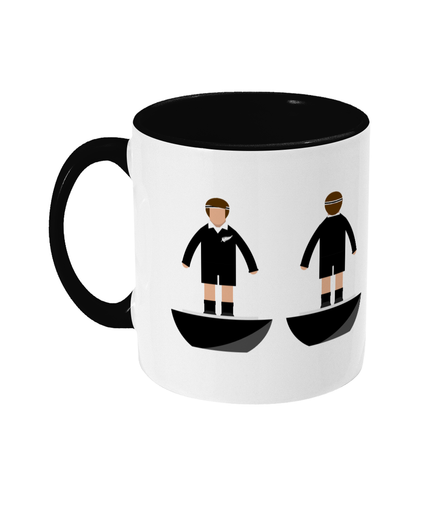 Rugby Union Player 'New Zealand Traditional' Mug