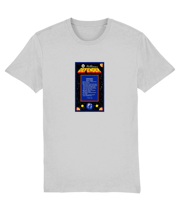 Gaming Arcade 'Defender instructions' Unisex T-Shirt