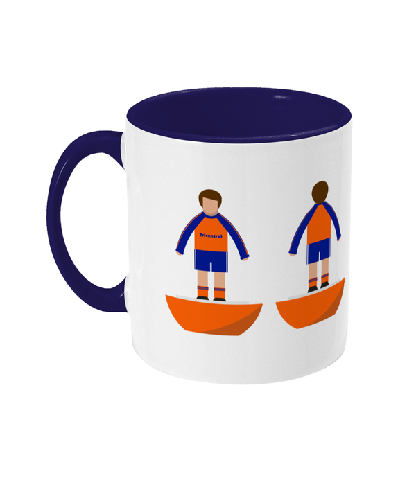 Football Player 'Luton 1983 Away' Mug