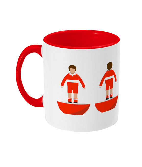 Football Player 'Middlesbrough 1973' Mug