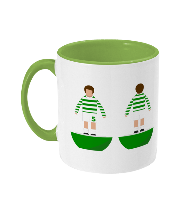 Football Player 'Celtic 1967' Mug