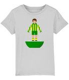Football Player 'West Bromwich 1978 away' Children's T-Shirt