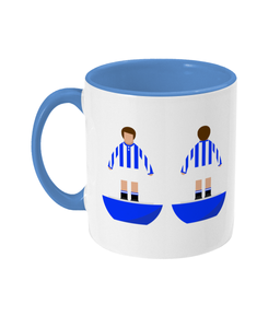 Football Player 'Huddersfield 1923' Mug