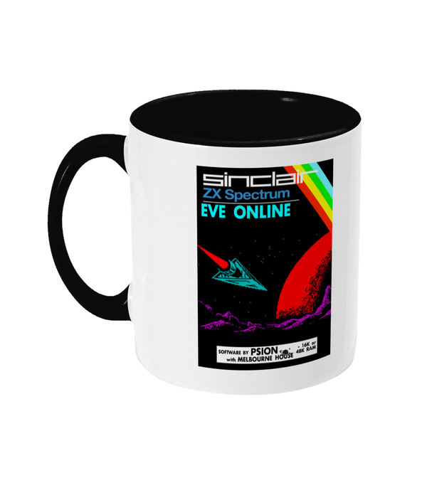 Gaming Sinclair Modern 'PSION EVE ONLINE' Mug
