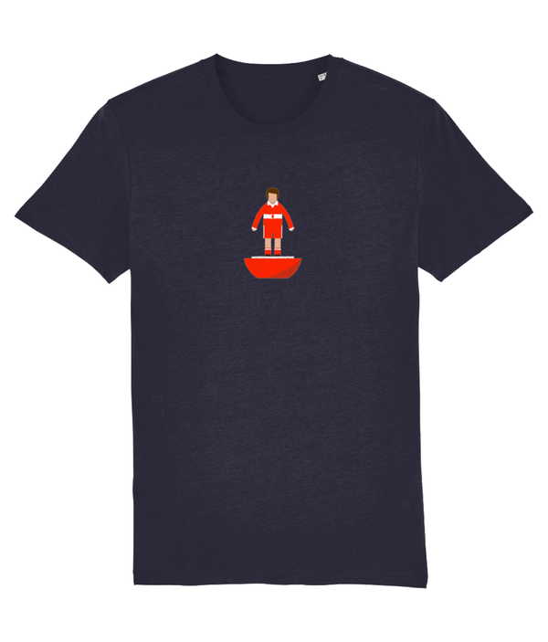 Football Player 'Middlesbrough 1973 Mini Print' Unisex T-Shirt