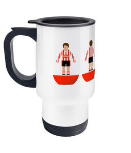 Football Player 'Lincoln 1996' Travel Mug