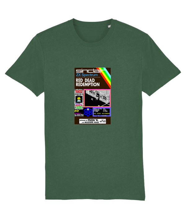 Gaming Sinclair Modern 'PSION Read Dead Redemption' Unisex T-Shirt