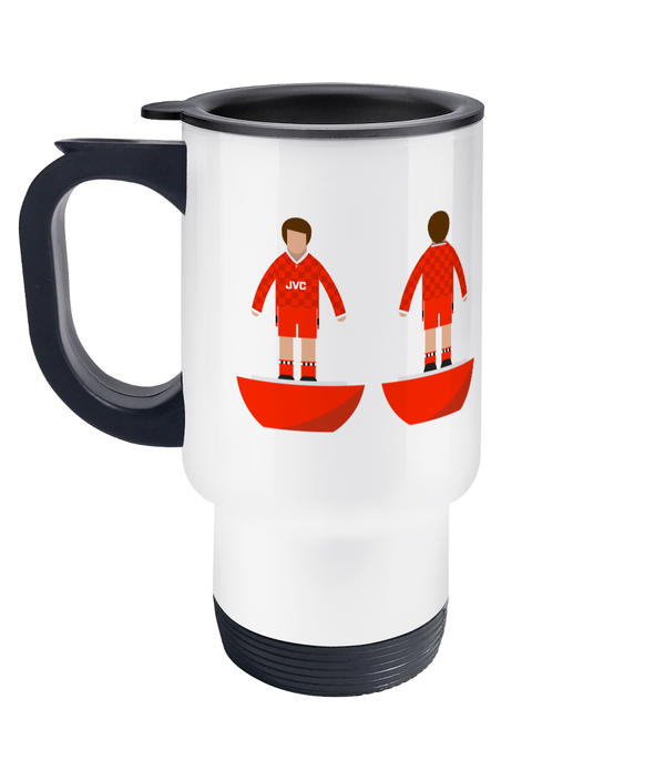 Football Player 'Aberdeen 1987' Travel Mug