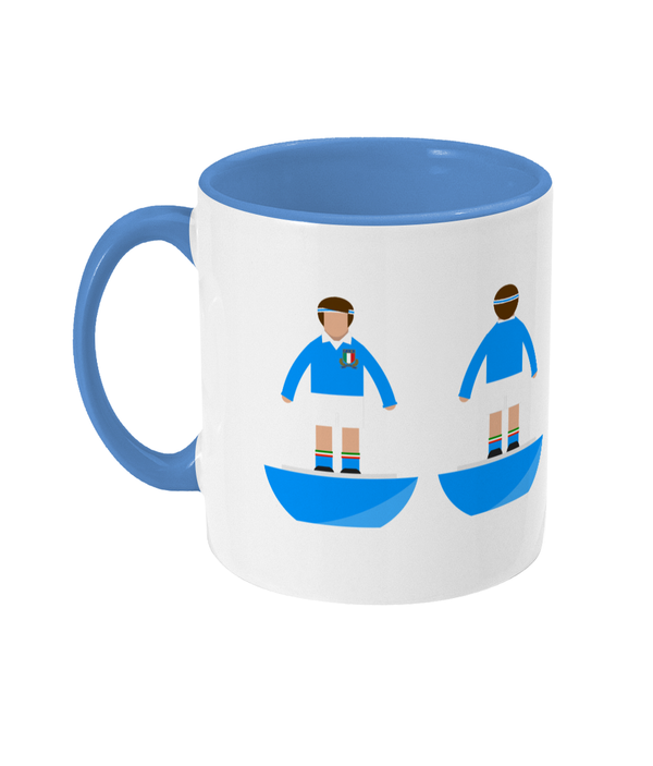 Rugby Union Player 'Italy Traditional' Mug