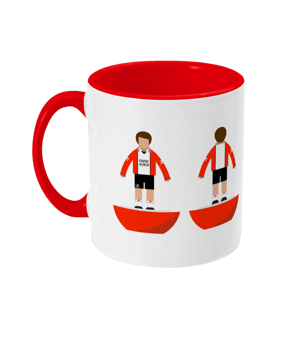 Football Player 'Southampton 1981' Mug