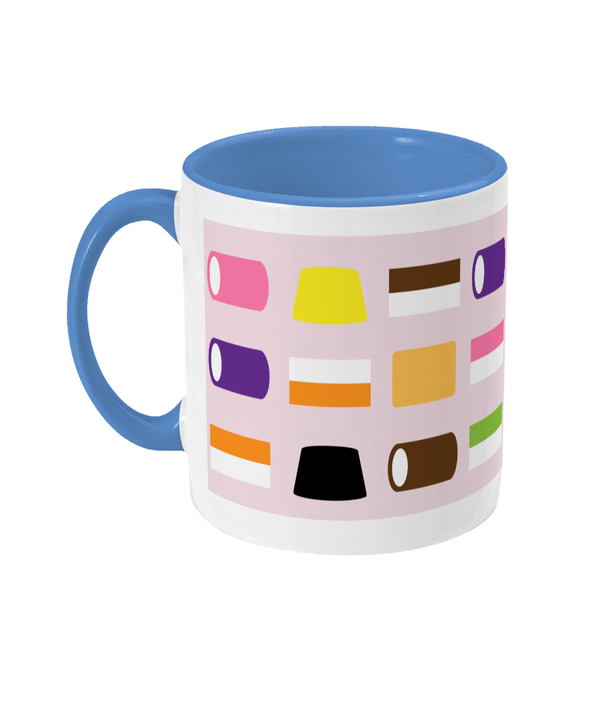 Sweet Shop 'Dolly Mixtures 2' Mug