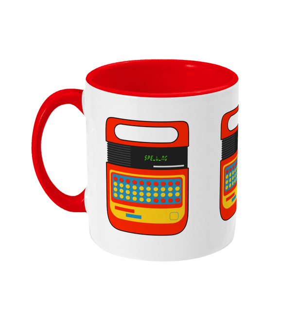 Toys Electrical 'Speak and Spell' Mug T-Shirt