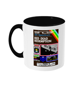 Gaming Sinclair Modern 'PSION Red Dead Redemption' Mug