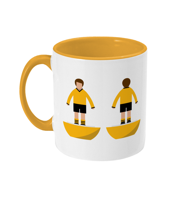 Football Player 'Wolverhampton 1956' Mug