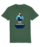 Football Player 'Wycombe 1990' Unisex T-Shirt