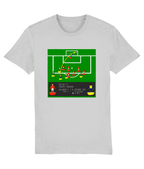 Football Iconic Moment 'Rob Hall OXFORD v Swindon' Unisex T-Shirt