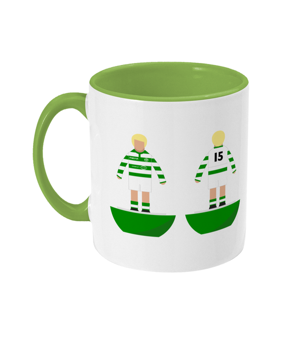 Football Player 'Priory Celtic' Mug