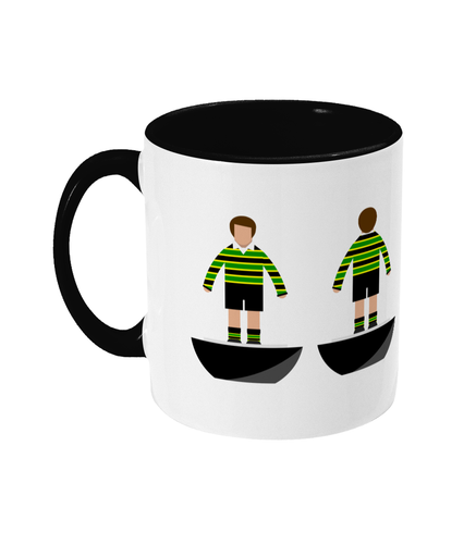 Rugby Union Player 'Northampton Saints Traditional' Mug