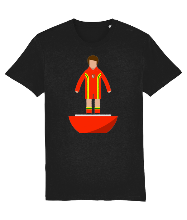 Football Player 'Wales 1976' Unisex T-Shirt