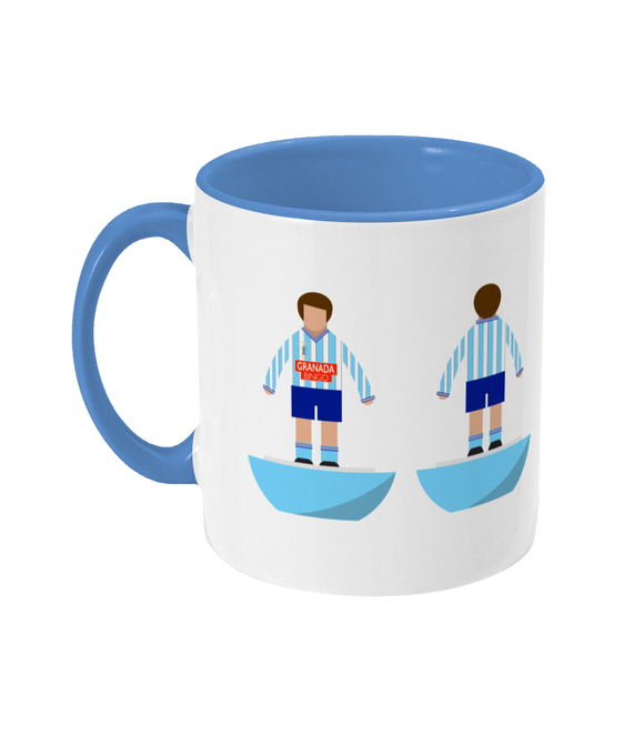 Football Player 'Coventry 1987' Mug