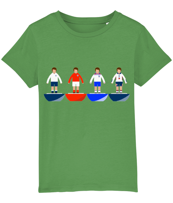 Football Player 'England combined' Children's T-Shirt