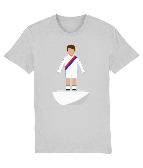 Football Player 'Crystal P 1980' Unisex T-Shirt