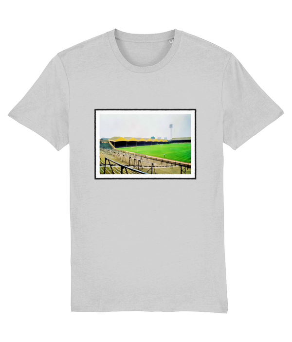 Football Grounds 'Wolverhampton Molineux Watercolour' Unisex T-Shirt