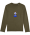 Football Player 'Portsmouth 1973 Mini Print' Men's Long Sleeve