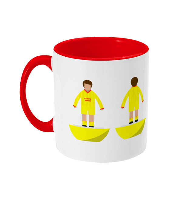 Football Player 'Liverpool 1982 away' Mug