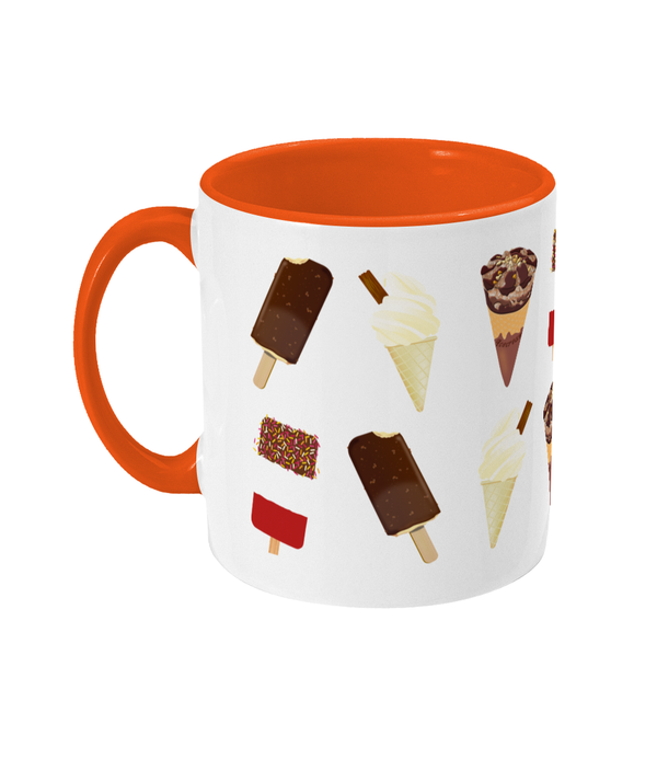 Sweet Shop '70s Ice Creams' Mug