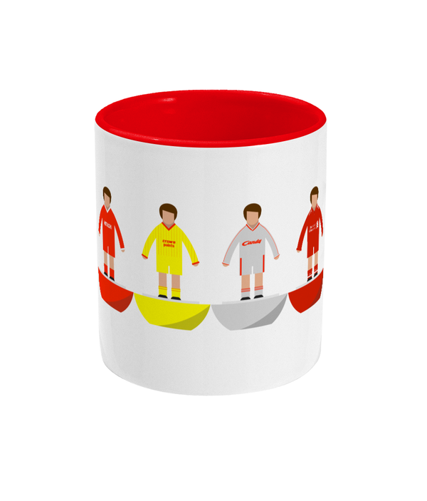 Football Player 'Liverpool combined' Mug