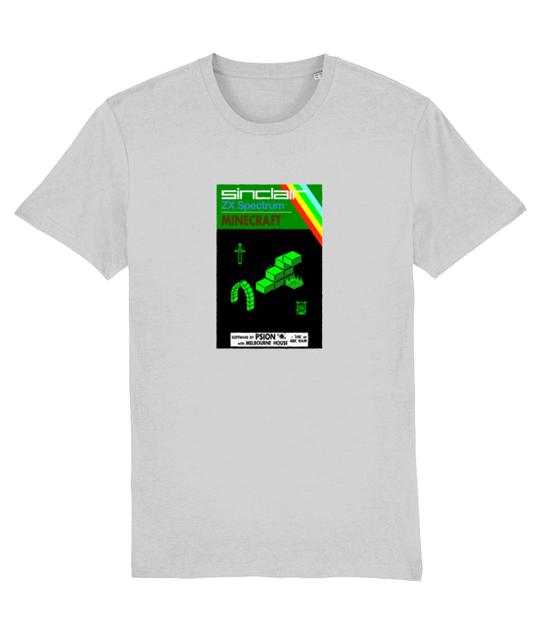 Gaming Sinclair Modern 'PSION Minecraft' Unisex T-Shirt