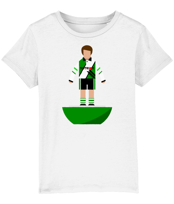 Football Player 'Plymouth 1995' Children's T-Shirt