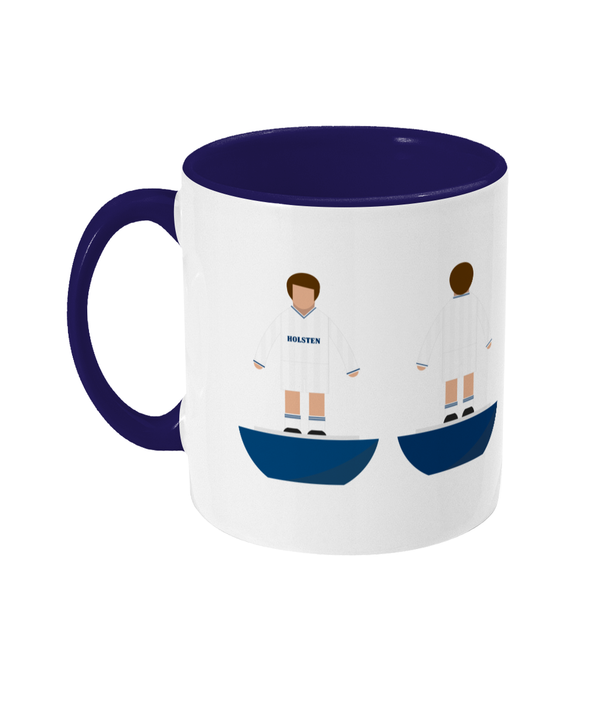 Football Player 'Tottenham 1984' Mug
