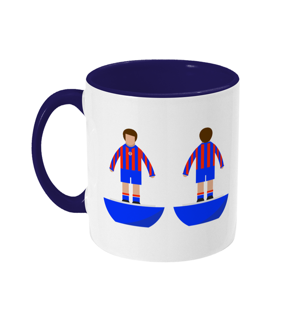Football Player 'Crystal P 1973' Mug