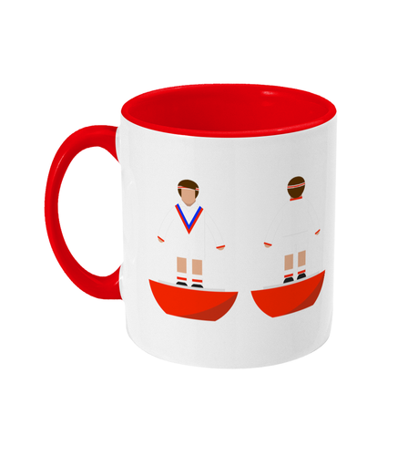 Rugby League Player 'Wakefield' Mug