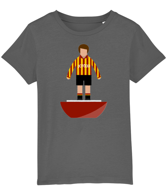 Football Player 'Bradford 1997' Children's T-Shirt