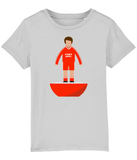 Football Player 'Liverpool 1987' Children's T-Shirt