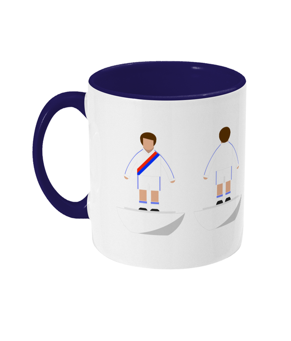 Football Player 'Crystal P 1980' Mug