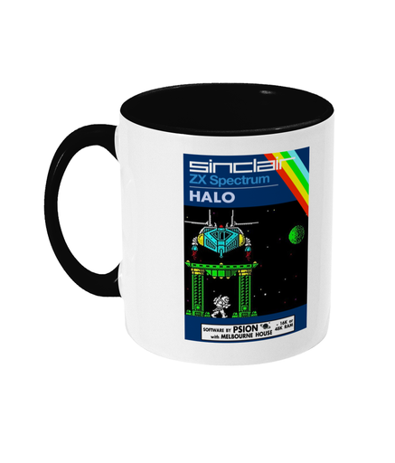 Gaming Sinclair Modern 'PSION Halo' Mug