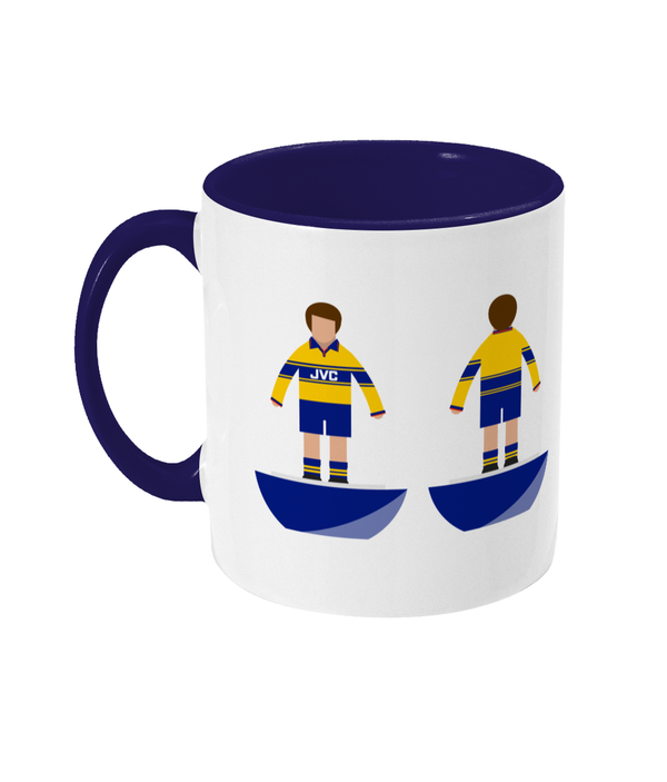 Football Player 'Arsenal 1997 away' Mug