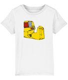 Gaming Arcade 'Old Driving Game' Children's T-Shirt