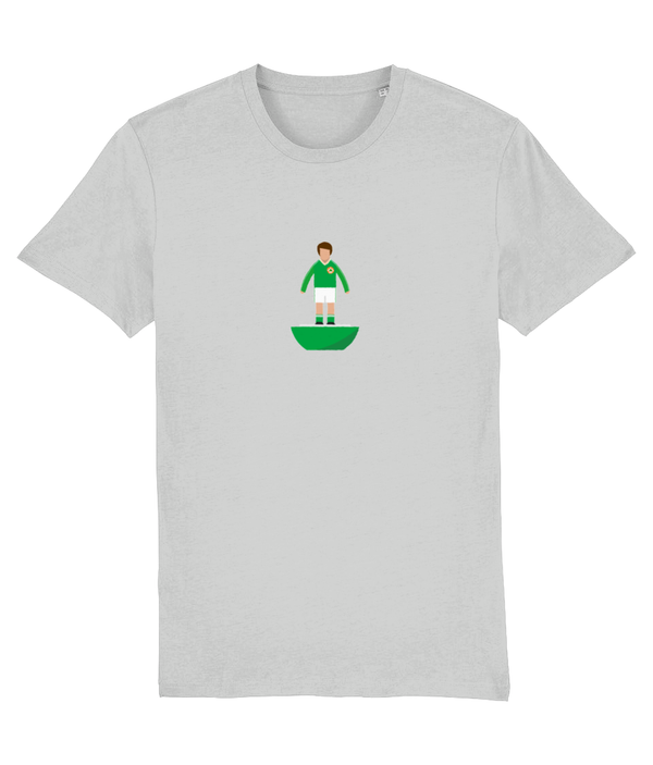 Football Player 'Ireland 1990 Mini Print' Unisex T-Shirt
