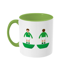 Football Player 'Ireland 1990' Mug